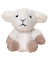 You'll be fast friends and cherish this delicate little white lamb.  He'll be a devoted friend and he will look so sweet in your hair.